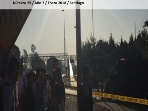 """Santiago [Cile] – Esce il numero 25 de """"La Bomba"""" dedicato al Progetto Nemesis (in spagnolo)"""