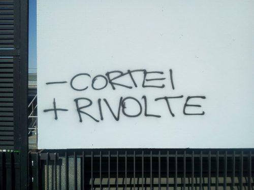 Cremona – Una breve nota contro l'accusa di devastazione e saccheggio