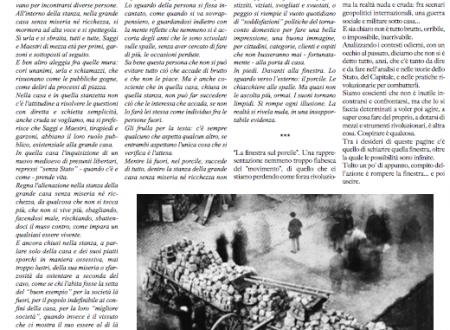 """Italia: E' uscito """"Vetriolo"""" – numero 1 – autunno '17"""