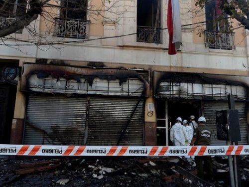"""Valparaiso [Cile]: Condanne da 10 a 15 anni contro gli accusati per il """"Caso 21 maggio"""""""