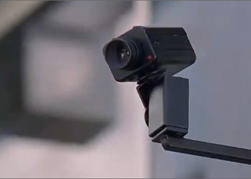 Buir, Germania – Distrutte telecamere contro la repressione e il controllo
