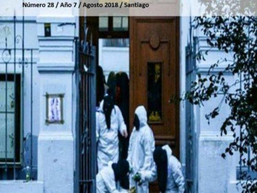 """Cile: E' uscito il numero 28 del bollettino anarchico """"La Bomba"""""""