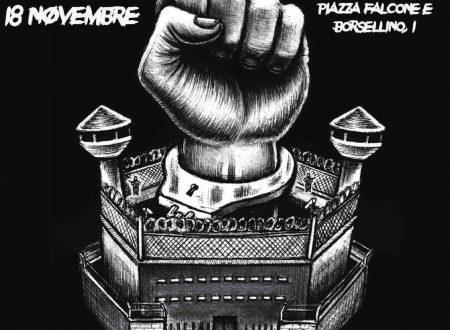 La Spezia – Presidio in solidarietà con Paska in sciopero della fame