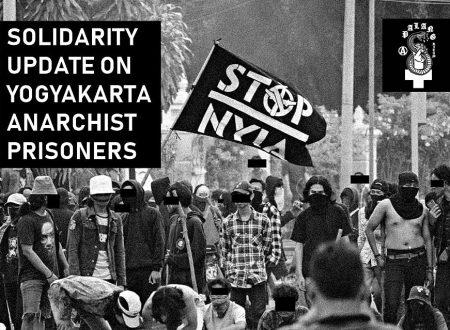 Indonesia: Aggiornamento sul processo contro i detenuti di Yogyakarta (11/2018)