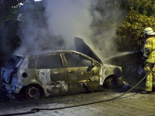 Berlino – A fuoco auto aziendale Bosch a Prenzlauer Berg [2/6/2014]
