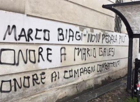 Modena – Concluse le indagini per apologia di terrorismo per le scritte alla facoltà di Economia