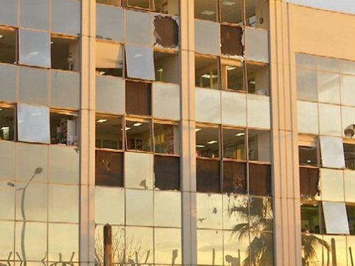 Atene [Grecia]: Azione rivoluzionaria contro l'emittente di estrema destra Skai TV