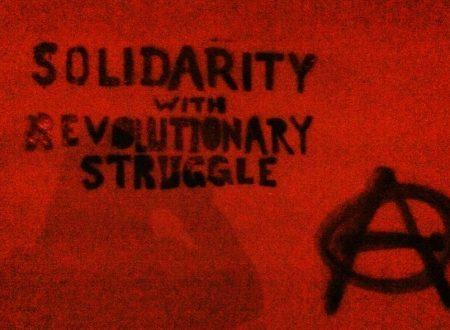 Grecia: Aggiornamento sul quarto processo alla Lotta Rivoluzionaria