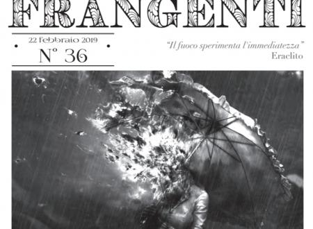 E' uscito il n° 36 di Frangenti