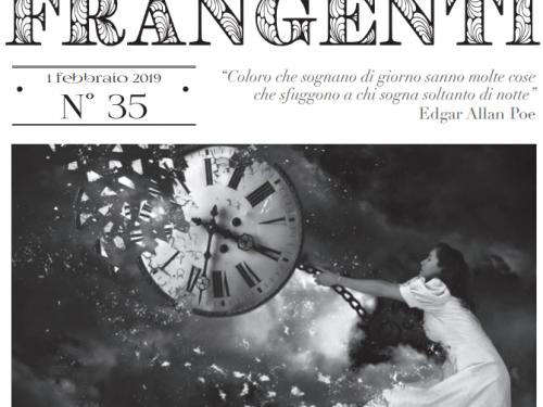 E' uscito il n° 35 di Frangenti