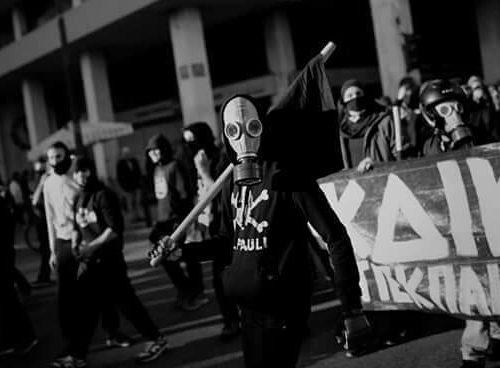 Trieste – In solidarietà agli ultimi arresti