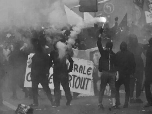 Berlino [Germania]: La nostra propaganda rimane l'attacco – sbirri assassini!