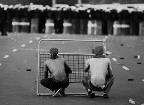 Trasferimento di alcuni prigionieri anarchici