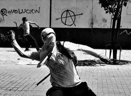 Agitazione e azione – Per una memoria offensiva e un Maggio Nero in memoria di Mauricio Morales