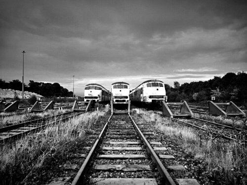 Roma – Incendiati cavi elettrici di una linea ferroviaria