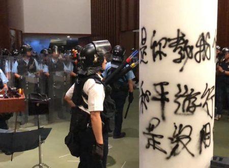 Hong Kong – Gli anarchici nella resistenza alla legge sull'estradizione (un'intervista)