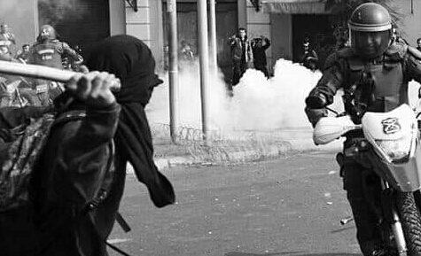 Atene [Grecia]: Ribellione ogni ora, manifestazione ogni giorno