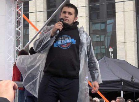 Discorso di Alexei Polikhovich, anarchico russo