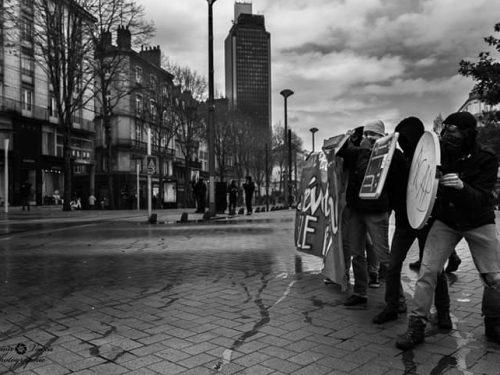Interviste di anarchic* sul movimento dei Gilet Gialli