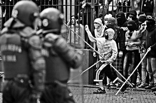 Cile: Secondo comunicato dei sovversivi prigionieri nel carcere di alta sicurezza