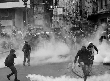 Bolivia: Uno sguardo anarchico sulla protesta