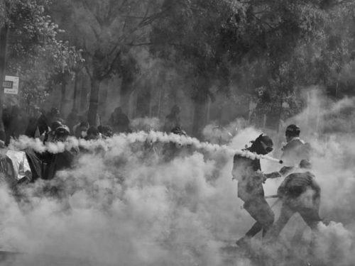 Libano – Dichiarazione rilasciata dal Movimento Anarchico KAFEH! (Lotta) sulle proteste in corso