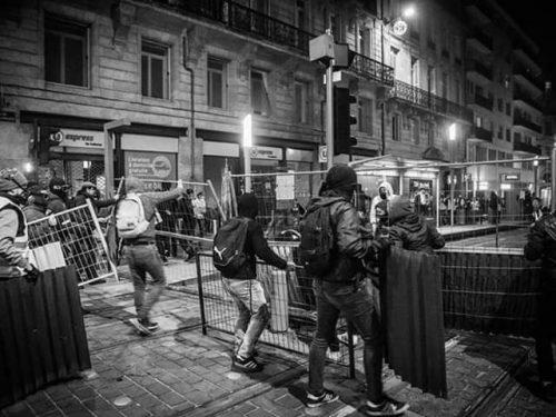 Samone di Guiglia, Modena – Sgombero di un' occupazione anarchica e arresti