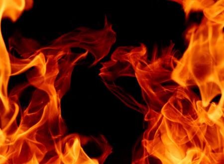 Besançon, Francia: Incendio pre-confinamento