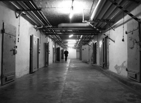 Passeggiata presso il penitenziario di Lipsia