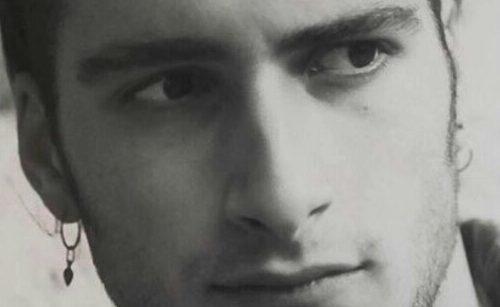 Davide Delogu in sciopero della fame