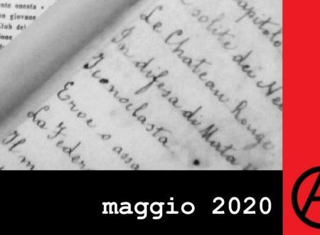 Cosenza – Bollettino n. 4 biblioteca Spazio Anarchico Lunanera