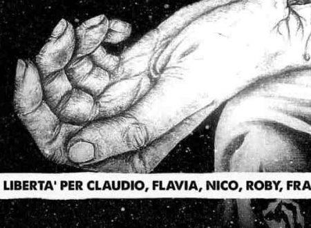 Messina – Manifesto in solidarietà ai prigionieri dell'Operazione Bialystok
