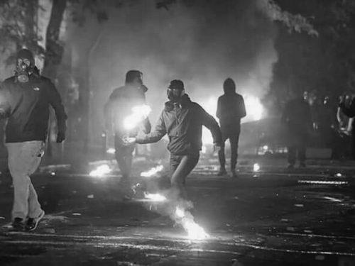 Atene – A tutti coloro che continuano a lottare. «Contro la lotta del codardo: Una nota di forza per gli sfavoriti»