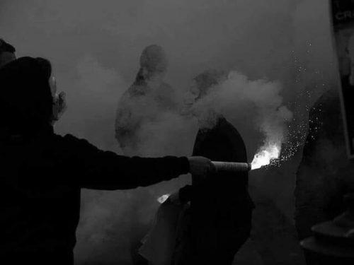 La lotta a Salonicco attraverso gli occhi dell'occupazione Terra Incognita