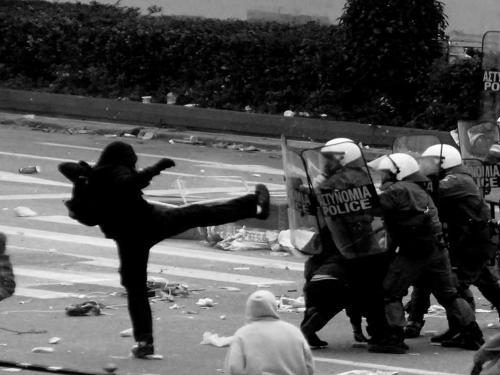 La rivolta può divenire contagiosa