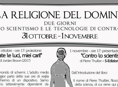 La religione del dominio