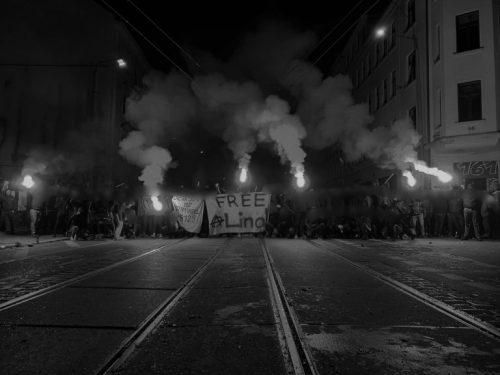 Attaccare la repressione. Solidarietà incondizionata a Lina (Lipsia, Germania)