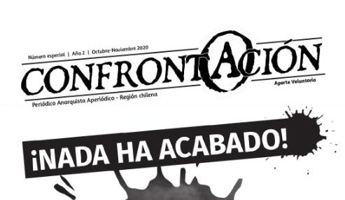 E' uscito il nuovo numero di Confrontación