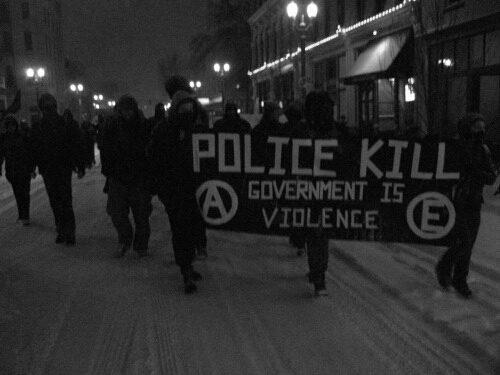 Berlino: A un anno dalla morte di Maria, ammazzata da uno sbirro