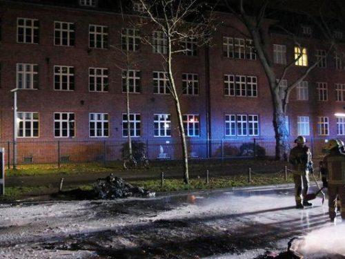 Berlino: Visita natalizia all'ufficio federale della Polizia Criminale