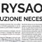 Nuova rivista Chrysaora