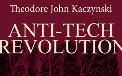 """Prima Pubblicazione dell' """"Editziones Sa Kàvuna"""": T.J.Kaczynski"""
