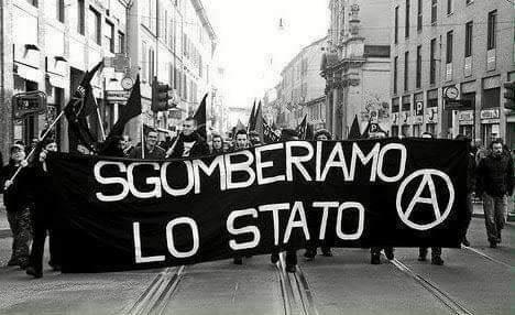 """È uscito l'opuscolo """"Contro lo Stato. Comizi anarchici a Trieste. Autunno 2020"""""""