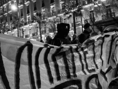 Grecia: Testo dell'anarchico Giannis Michailidis sul processo che si terrà il 31 Maggio