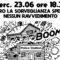 Bologna: 23 Giugno - Aperitivo e discussione contro le Sorveglianze Speciali