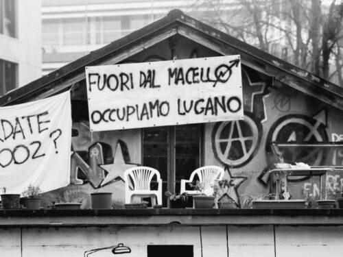Lugano – Il Molino, pratiche di lotta e autodifesa: qualche parola sul corteo del 5 giugno
